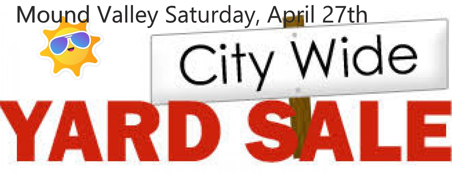 Mound Valley City Wide Sale