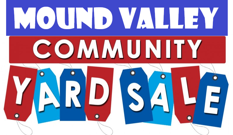 Mound Valley City Wide Sale @ City of Mound Valley